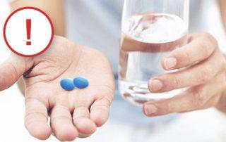 Le dosi del Viagra