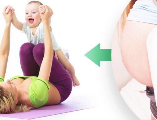Come perdere peso dopo la gravidanza