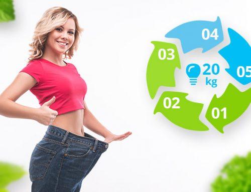 5 consigli della ragazza che si è dimagrita per 20kg