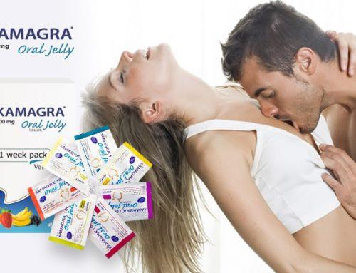 Kamagra Oral Jelly è un farmaco comodo ed efficace per il trattamento della disfunzione erettile