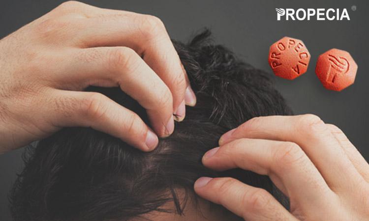 Gelatina per capelli e una preparazione di maschera