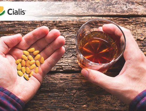 Cialis e alcol